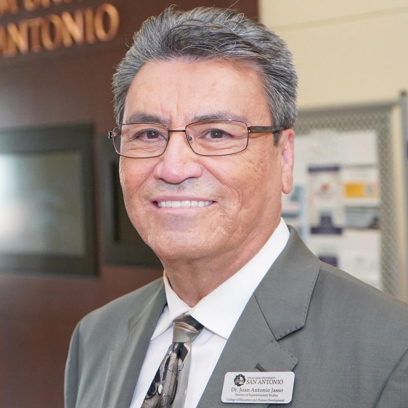Dr. Juan Jasso headshot