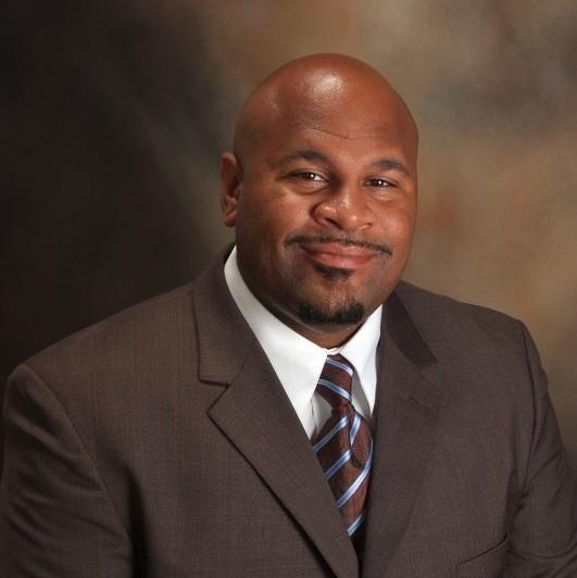 Dr. Lawrence Scott head shot